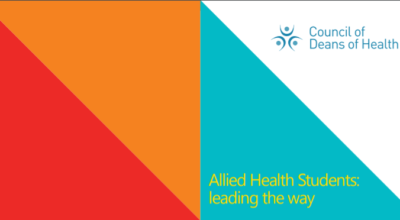 Allied Health students: leading the way